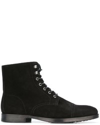 Polo Ralph Lauren Lace Up Ankle Boots