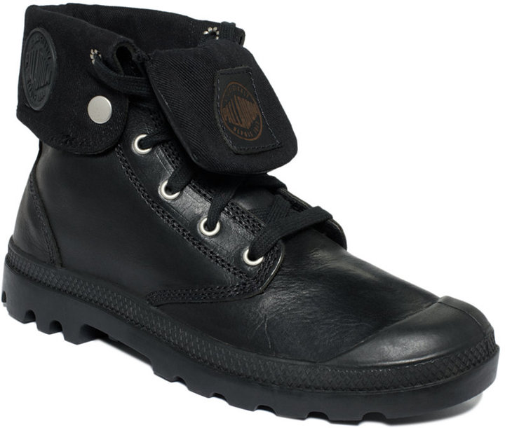 07f46305008 $120, Palladium Shoes Baggy Leather Boots