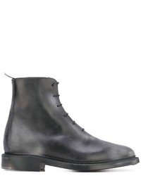 Thom Browne Lace Up Boots