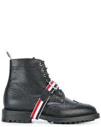 Thom Browne Pebbled Boots