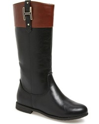 Tommy Hilfiger Toddler Girls Andrea H Charm Riding Boot