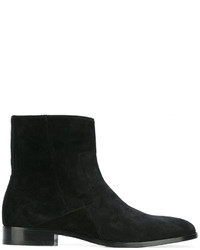 Palm Angels Zipped Ankle Boots