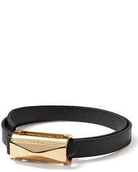 Banana Republic Leather Slider Bracelet