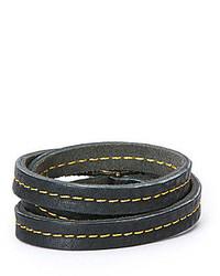 Frye Campus Leather Wrap Cuff