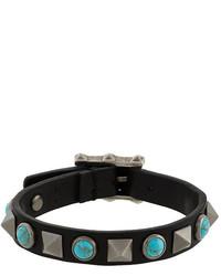 Valentino Garavani Rockstud Turquoise Bracelet
