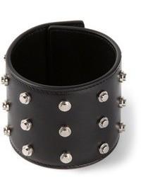 Saint Laurent Studded Cuff Bracelet