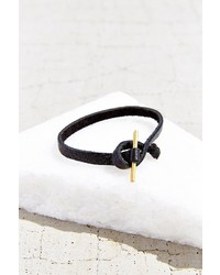 Urban Outfitters Ancient Poetry Leather Bracelet