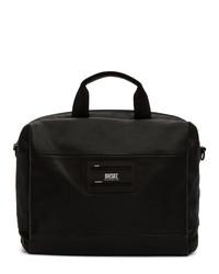 Diesel Black D Subtoryal Briefcase