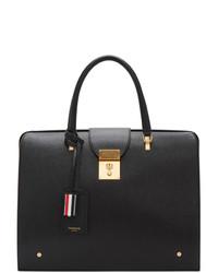 Thom Browne Black Mr Thom Briefcase
