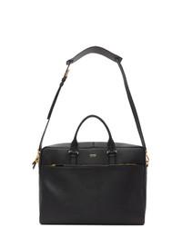 Tom Ford Black Slim Briefcase