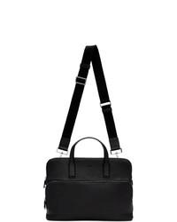 BOSS Black Slim Crosstown Briefcase