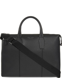 Hugo Boss Elite Grained Leather Briefcase