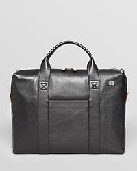 Jack Spade Mason Davis Leather Briefcase