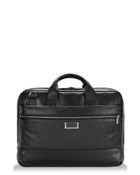 Briggs & Riley Medium Rfid Pocket Leather Briefcase