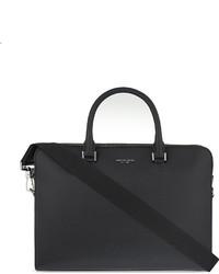 Michael Kors Michl Kors Double Zip Saffiano Briefcase