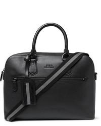 Polo Ralph Lauren Pebble Grain Leather Briefcase