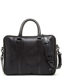 Ben Sherman Union Leather Briefcase