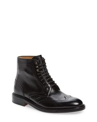 JACK ERWIN Carter Wingtip Boot