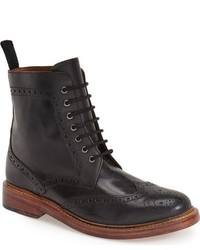 Lotus Dunford Wingtip Boot