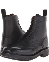 Grenson Fred Commando Lace Up Boots