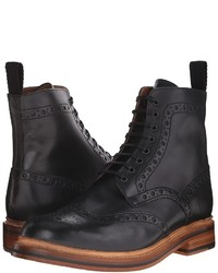 Grenson Fred Lace Up Boots