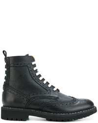 Givenchy Lace Up Boots
