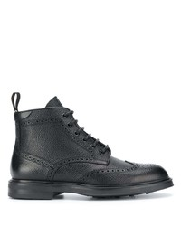 Canali Lace Up Brogue Boots