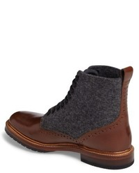 Stacy Adams Madison Ii Felt Shaft Boot