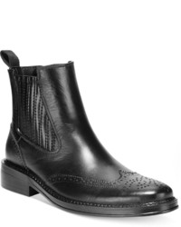 Kenneth Cole Reaction Make A Splash Wing Tip Chelsea Boots