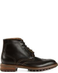 Paul Smith Cale Brogue Boots