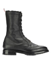 Thom Browne Shearling Lining Longwing Boot