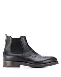 Ermenegildo Zegna Slip On Ankle Boots