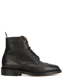 Thom Browne Wingtip Brogue Boots