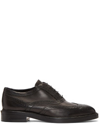 Burberry Black Gennie Brogues