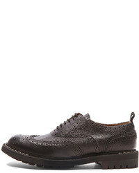 ... Givenchy Brogue Lace Up Leather Dress Shoes 648b9f13e713