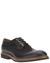 DSquared 2 Contrast Panel Brogue