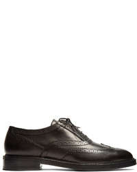 Burberry Gennie Leather Brogues