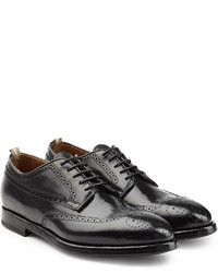 Officine Creative Leather Brogues
