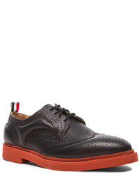 Thom Browne Padded Leather Brogues