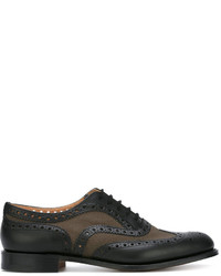 Panelled brogues medium 3692697