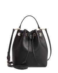 Nordstrom Delilah Leather Bucket Bag