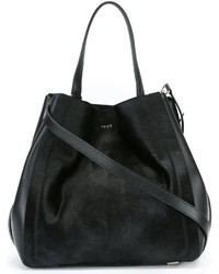 DKNY Bucket Shoulder Bag