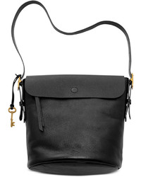 Fossil Haven Leather Bucket Bag