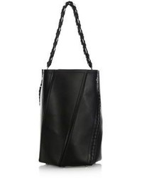 Proenza Schouler Hex Medium Whipstitched Leather Bucket Bag