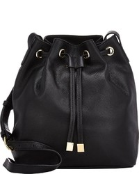 Barneys New York Jessica Mini Bucket Bag Blue Size Os