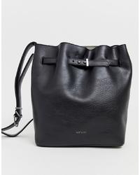 Matt & Nat Lexu Bucket Bag In Black