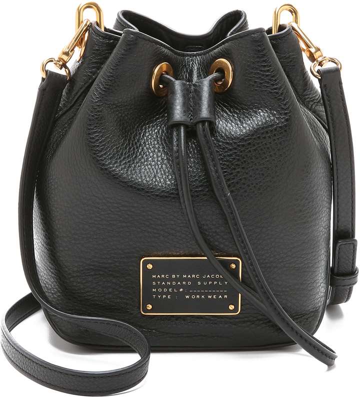 Marc By Jacobs New Too Hot To Handle Drawstring Bucket Bag