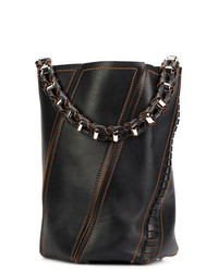 Proenza Schouler Medium Hex Stitch Bucket Bag