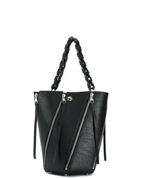 Proenza Schouler Medium Zippered Hex Bucket Bag