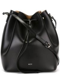 No.21 No21 Bucket Crossbody Bag